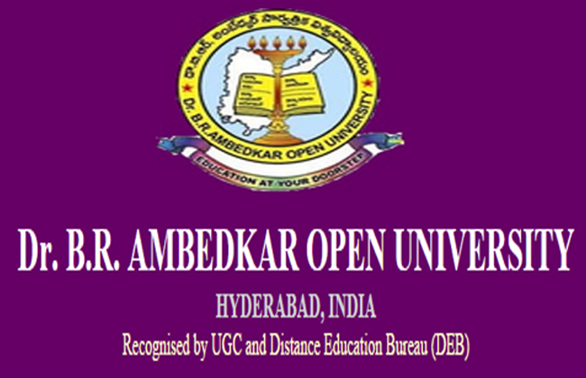 Ambedkar University's Open Degree Applications are in the end of March 28