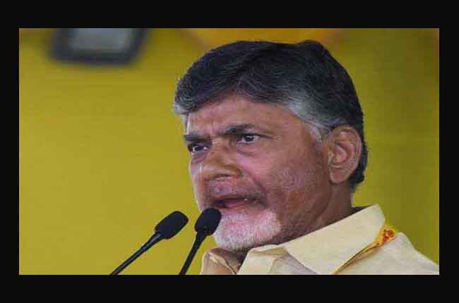 AP Cm Chandrababu Conducts Teleconference With TDP Leaders