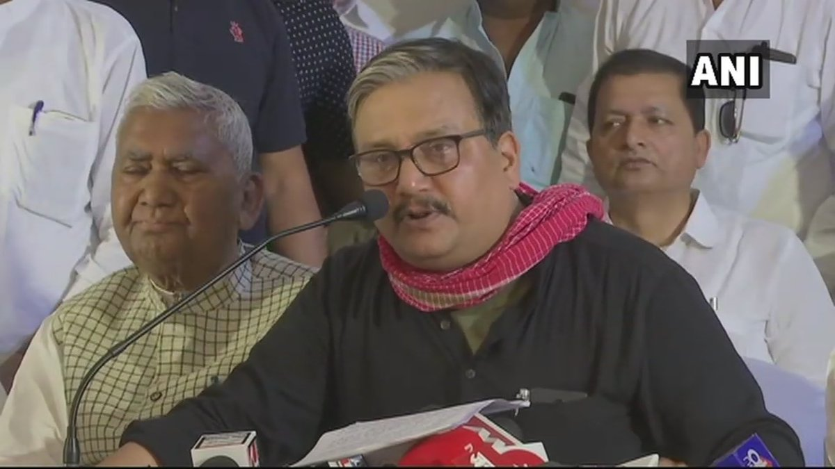 Mahagathbandhan announces seat-sharing formula in Bihar