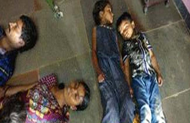 family four  members Suicides in Kurnool district