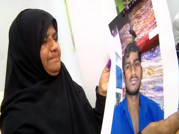 hyderabad woman urges swaraj to resue her son stranded in bangladesh