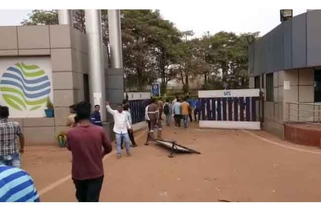 Violence at Vedanta's Factory in Odisha