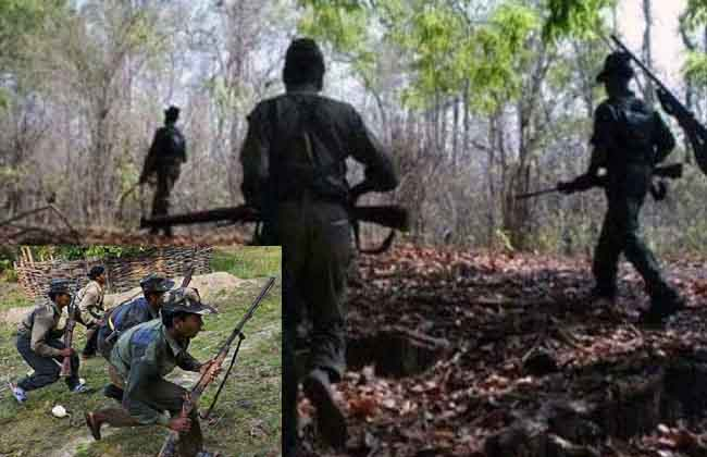 4 Naxalites arrested in Chhattisgarh Bijapur
