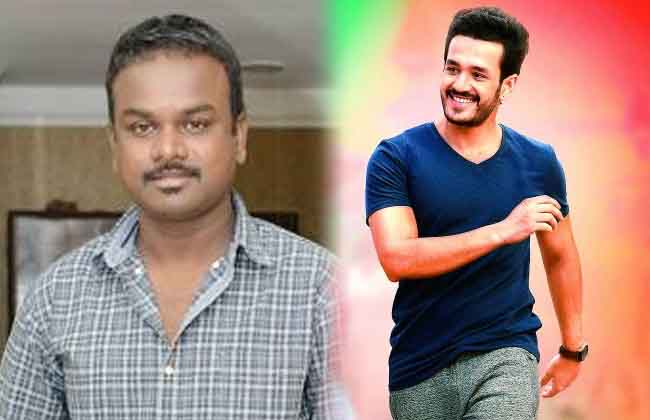Akhil Next Film with Under The Banner of Geetha Arts-10TV