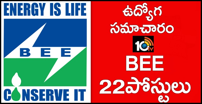 BEE India Sector Experts Jobs 2019 For 22 Posts