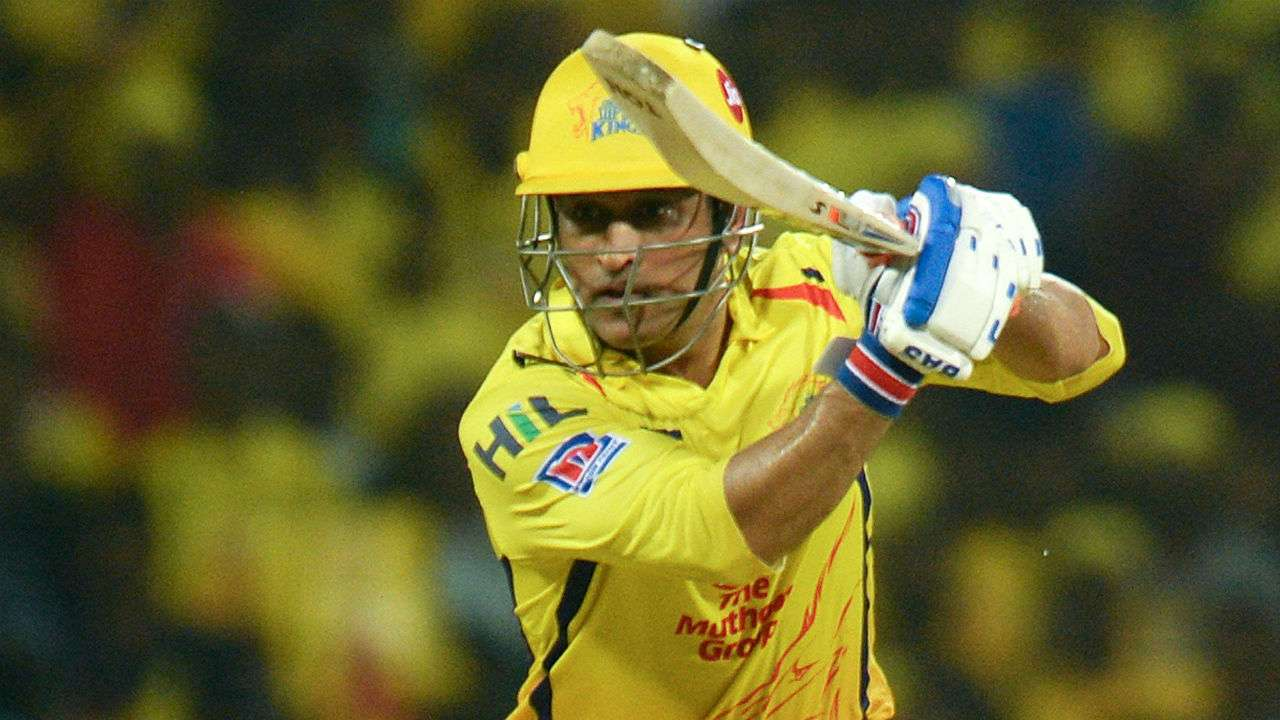 MS Dhoni's intelligent batting make it three out of three for CSK
