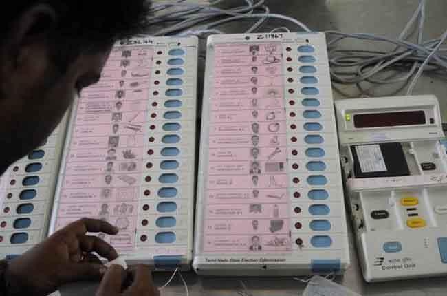evms not working properly Telugu States