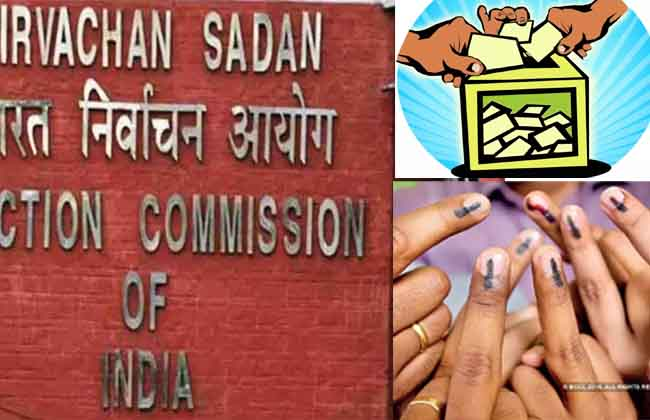 Elections in the country wide Extensive arrangements for the EC
