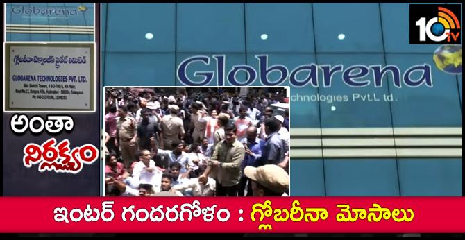 Globarena Company Fraud