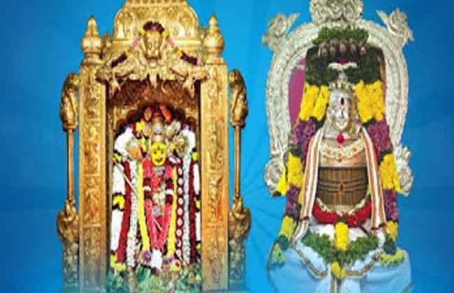 Sri Durgamaleshwara Swamy  Kalyana Brahmotsavam..Indrachiladri