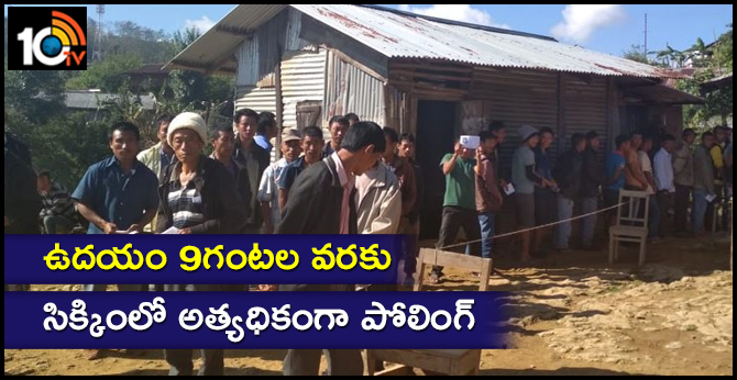 Nagaland recorded 21% polling in Lok sabha elections