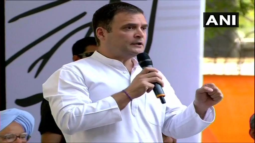 "South Feels Hostility From Narendra Modi"": Rahul Gandhi's Wayanad Retort"