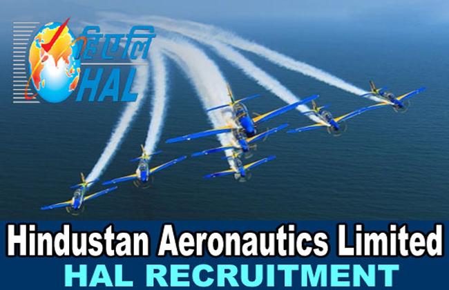 Hindustan Aeronautics Limited Recruitment Notification For Apprenticeship Training 2019