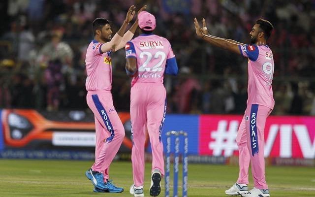 KXIPvsRR: punjab rajasthan won toss choose to bowl