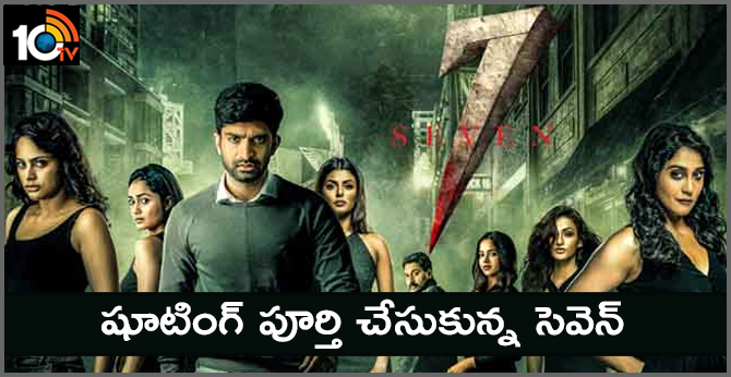Seven Movie Shoot Completed-10TV