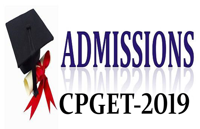 Osmania University Released CPGET-2019 Notification