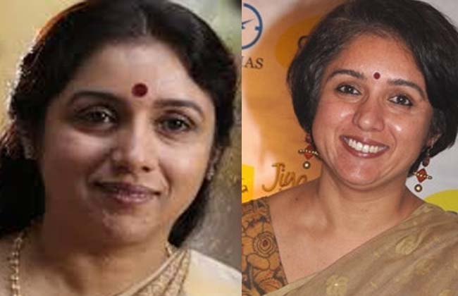 Tamil actress Revathi election campaign