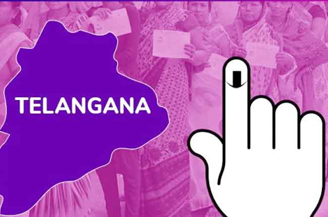 Telangana Lok Sabha elections are 62.53 percent
