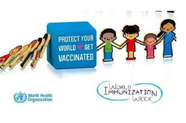 World anti-immunization week 2019