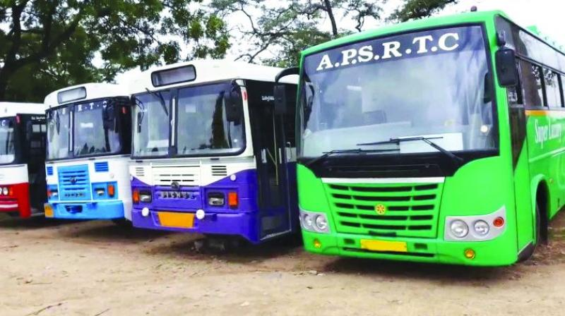 APS RTC special buses for voters