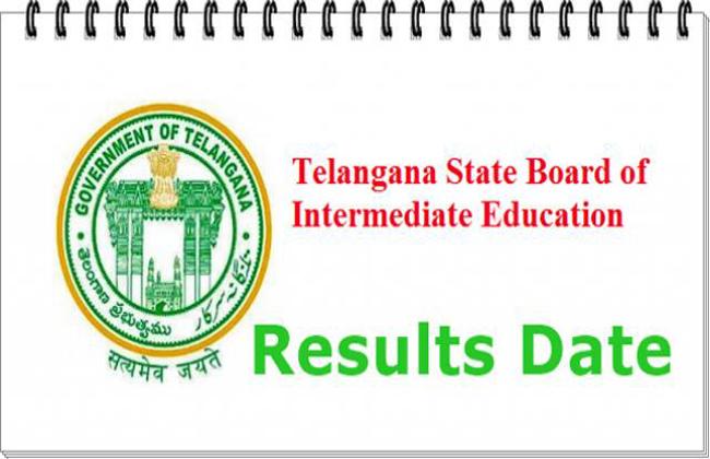 Telangana TSBIE Intermediate 1st, 2nd Year Results Updates 2019