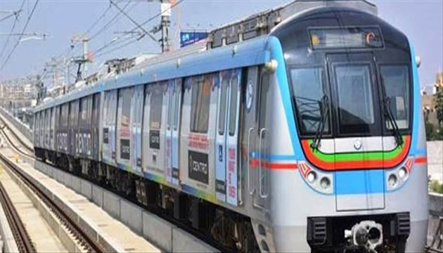 Metro trains moving as usual in hyderabad