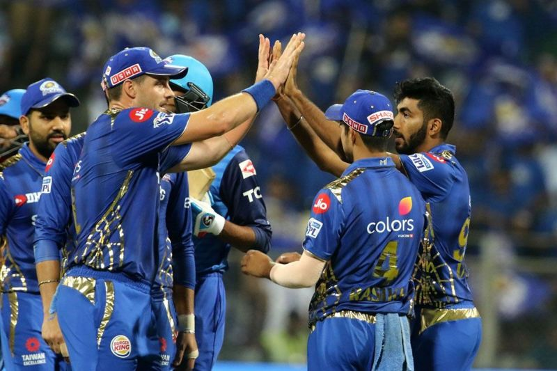 MIvsSRH: mumbai won matCh in super over