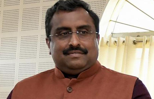 After the election we will take action on Chandrababu :Ram Madhav
