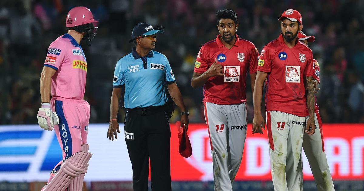 KXIPvsRR: rajasthan lost by 7 wickets