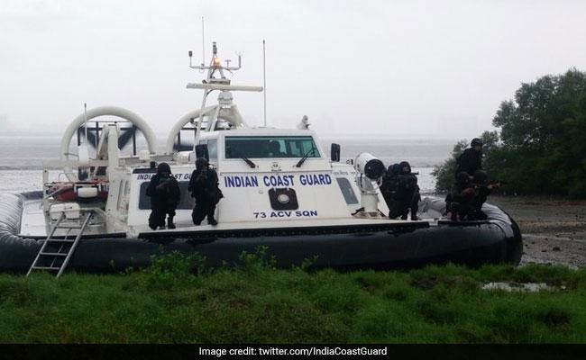 Indian Coast Guard High alert to in Bomb Blasting in Sri Lanka