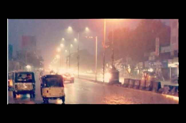 weather Update rains likely in telangana
