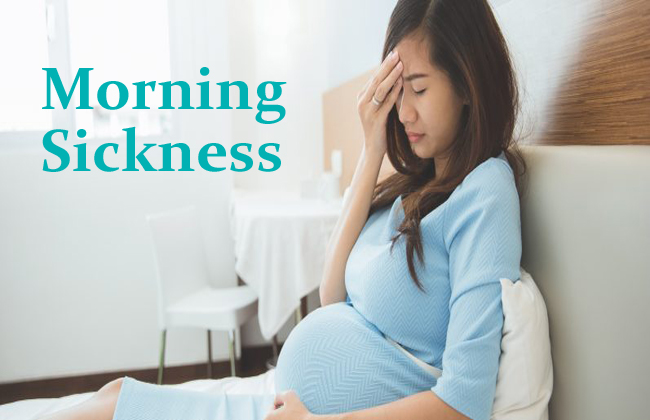 Morning Sickness In Pregnant Womens
