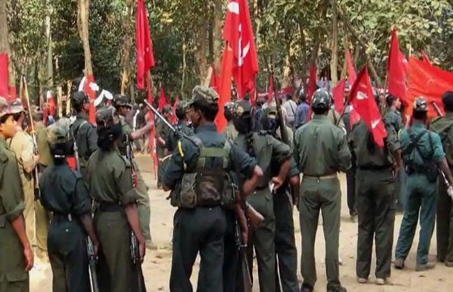 Maoist letter at Visakhapatnam Agency area