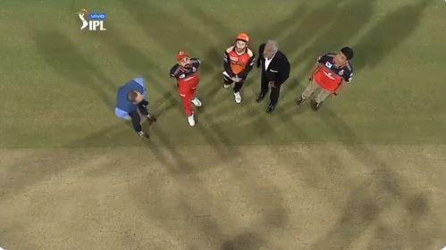 RCBvsSRH: Bangalore toss choose bowl