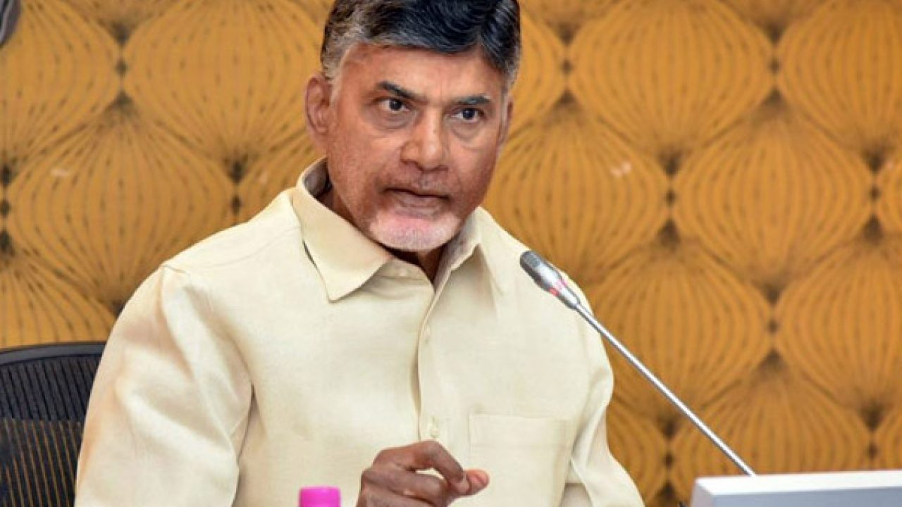 N Chandrababu Naidu calls TDP leaders to serve on cyclone effected areas