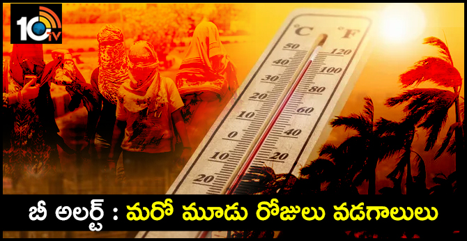 Heat Wave Warning In Telangana For Three days