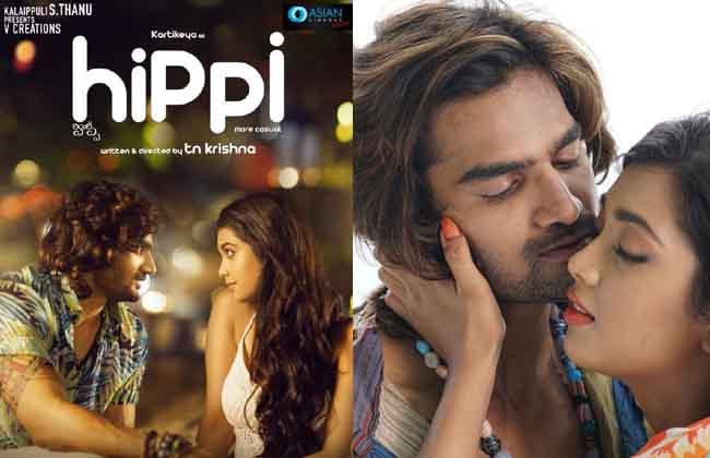 Karthikeya Hippi Movie Trailer