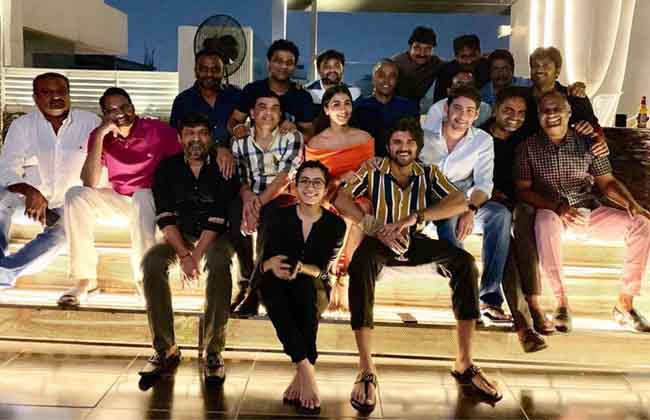 Maharshi Success Celebrations