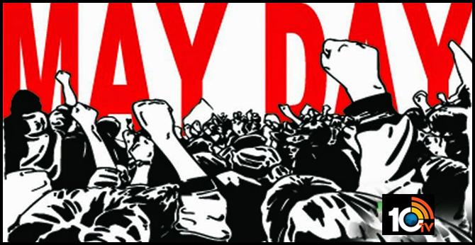 Mayday ... International Labor Day