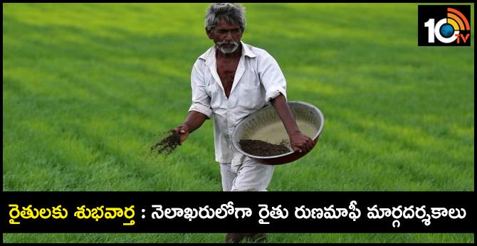 Telangana Farm loan waiver
