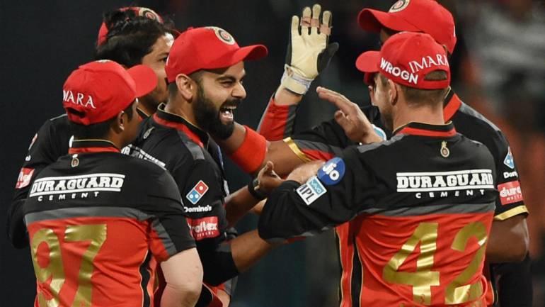 RCBvsSRH: Bangalore won by 4 wkts