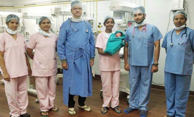 Philippine Woman, Hyderabad Airport, RGIA, Indian, Filipino, Apollo doctors