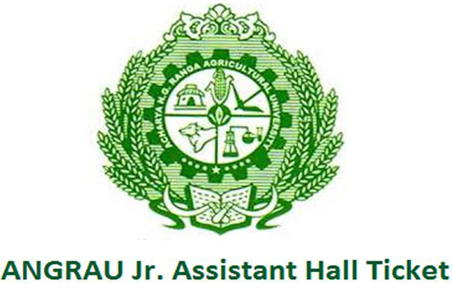 ANGRAU Junior Assistant  Posts Exam Date Fix