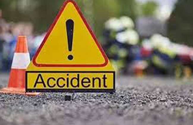 seven killed road accident at  Vellore