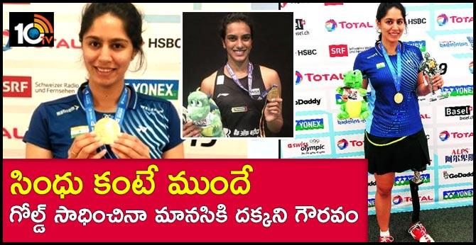 While PV Sindhu Made Headlines, Manasi Joshi Quietly Won Her First Gold at BWF Para Badminton Championships