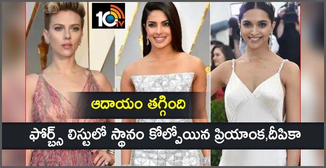 Scarlett Johansson Tops Forbes List Of Highest Paid Actresses. Missing Priyanka Chopra, Deepika Padukone