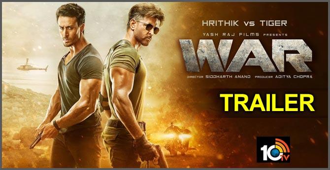 War - Official 4K Trailer
