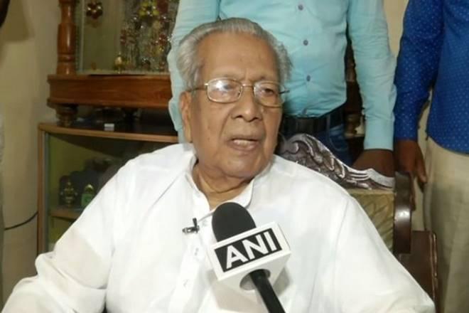 Vijayawada Woman appeals ap governor for daughters mercy killing