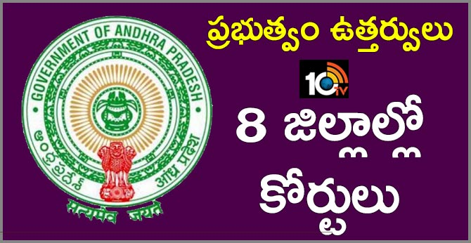 8 special courts in ap