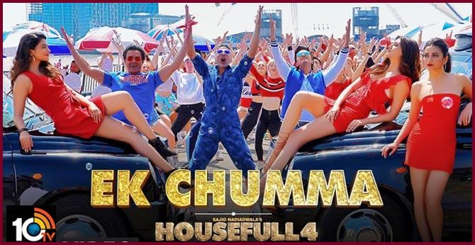 Ek Chumma Video song - Housefull 4